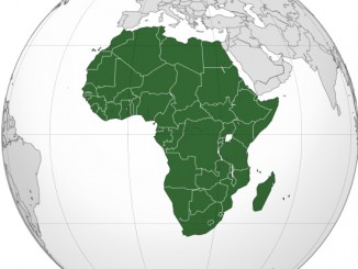 Africa - Map