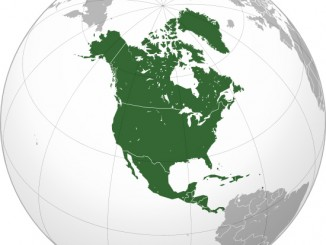 North America - Map
