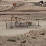 Bahrain - Dinosaur Rock Site