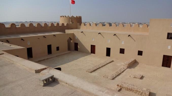 Bahrain - Al Fateh Fort