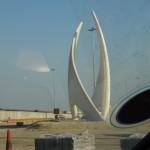Bahrain - Pearl Monument