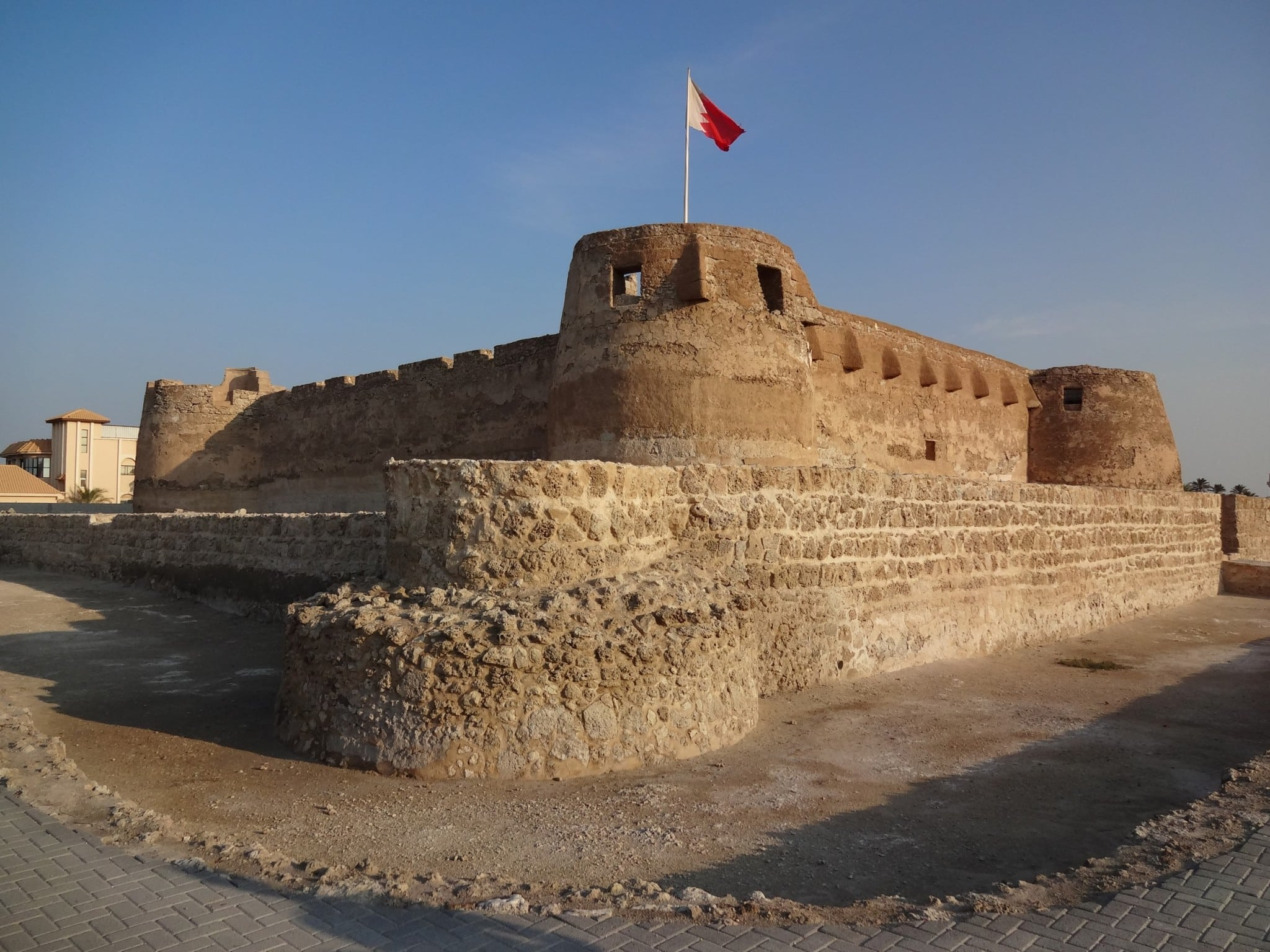 Bahrain - Arad Fort – Chris Travel Blog