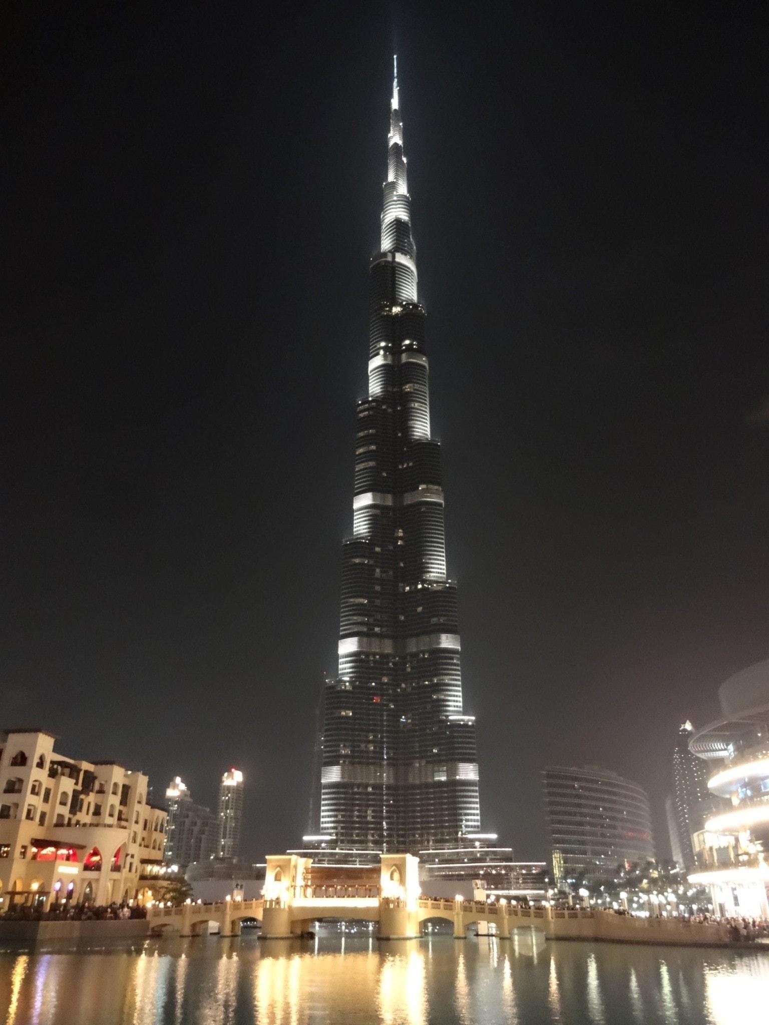 Dubai - Fountain