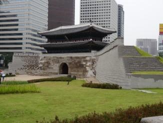 Republic Korea - Seoul - Namdaemun