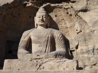 China - Datong - Yungang Grottoes