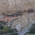 China - Datong - Hanging Monestary