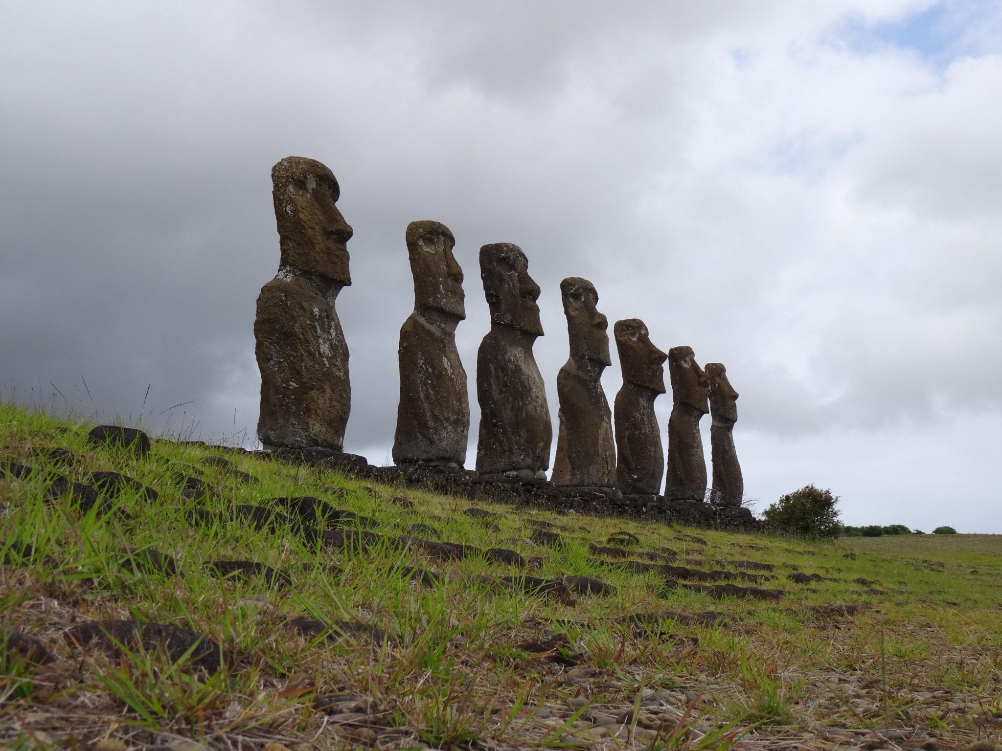 Chile - Easter Island Rapa Nui