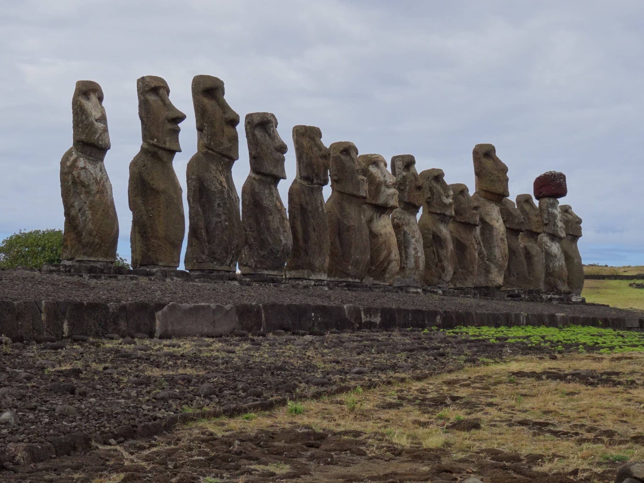 how to travel to easter island from chile
