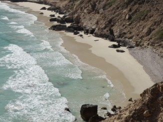 Oman - Salalah - Mughsayl Beach & Unspoiled Beaches