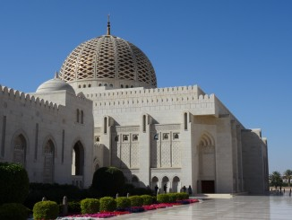 Oman - Muscat - Grand Mosque