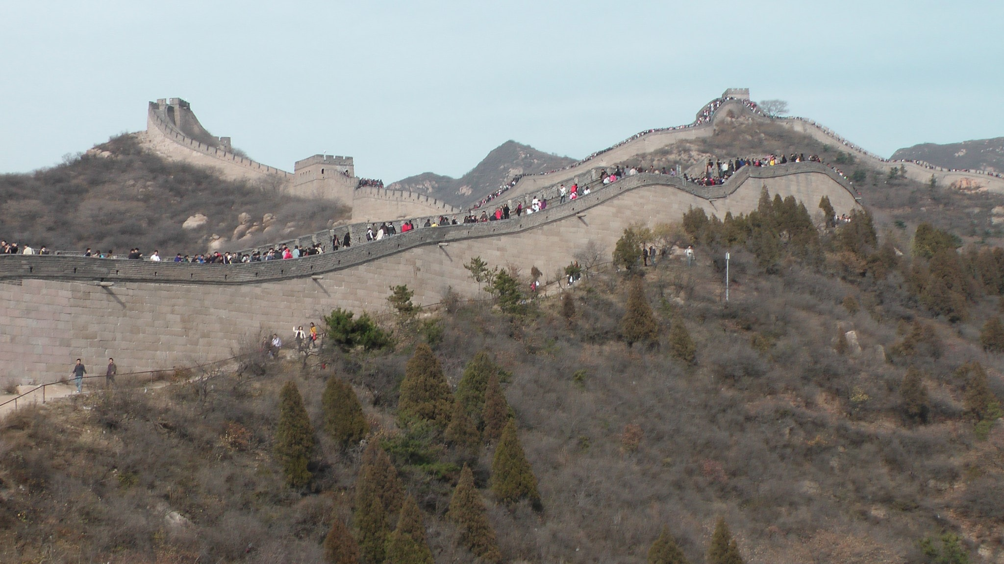 China - Great Wall Badaling