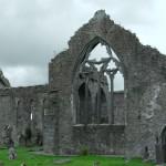 Ireland - Atherny Castle & Priory