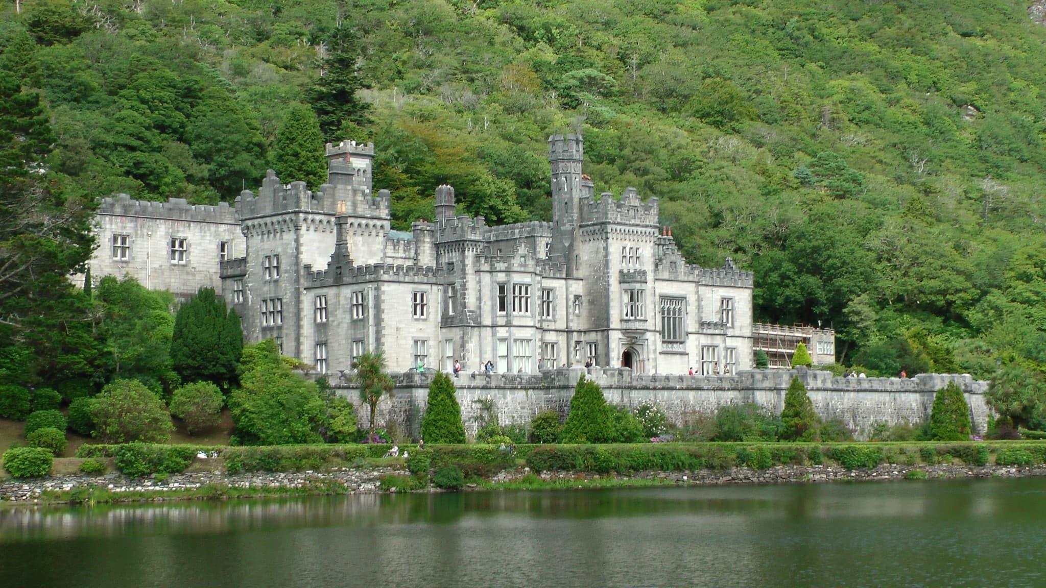 Ireland - Kylemore Abbey