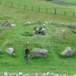 Ireland - Longcrew Cairns