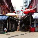 Singapore - Arab Street & Surrounding