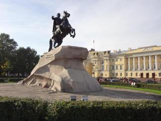 Russia - St. Petersburg - City Tour
