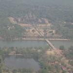 Cambodia - Siem Reap - Temple Heli Flight