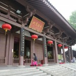 China - Xian - Famen Temple