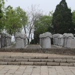 China - Xian - Qianling Mausoleum