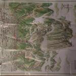 China - Xian - Mount Hua Map