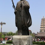 China - Xian - Big Wild Goose Pagoda