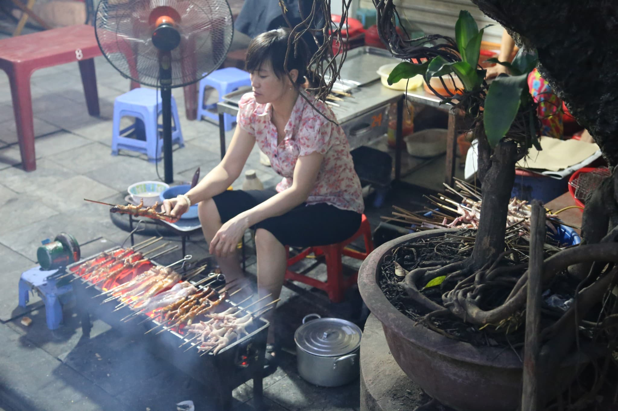 Vietnam - Hanoi - Food Tour