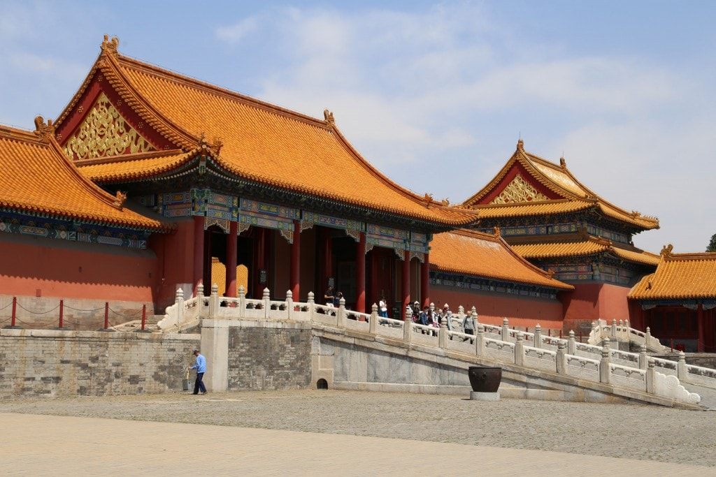 China - Beijing - Forbidden City Imperial Palace