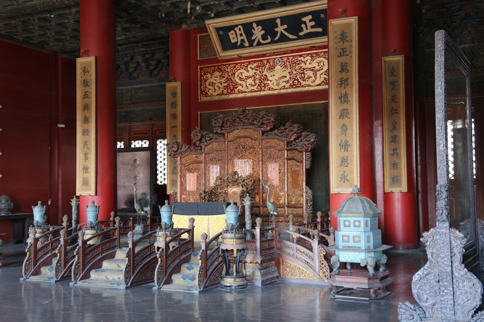 Beijing: Fall in Love With The Beauty of China! - Traveler ...  |Imperial Palace Forbidden City Beijing China