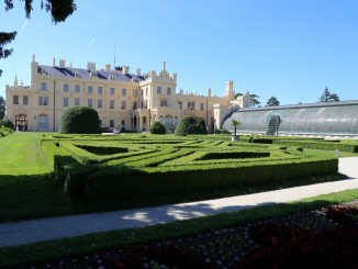 Czech Republic - Lednice Castle