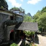 China - Wuhishan - Nine Dragon Nest HuiYuan Temple