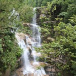 China - Wuyishan - Qinglong Waterfall