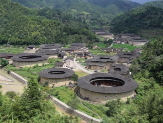 China - Tulou Cluster View