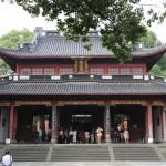 China - Hangzhou - Yue Fei Temple