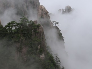 China - Huangshan Mountain