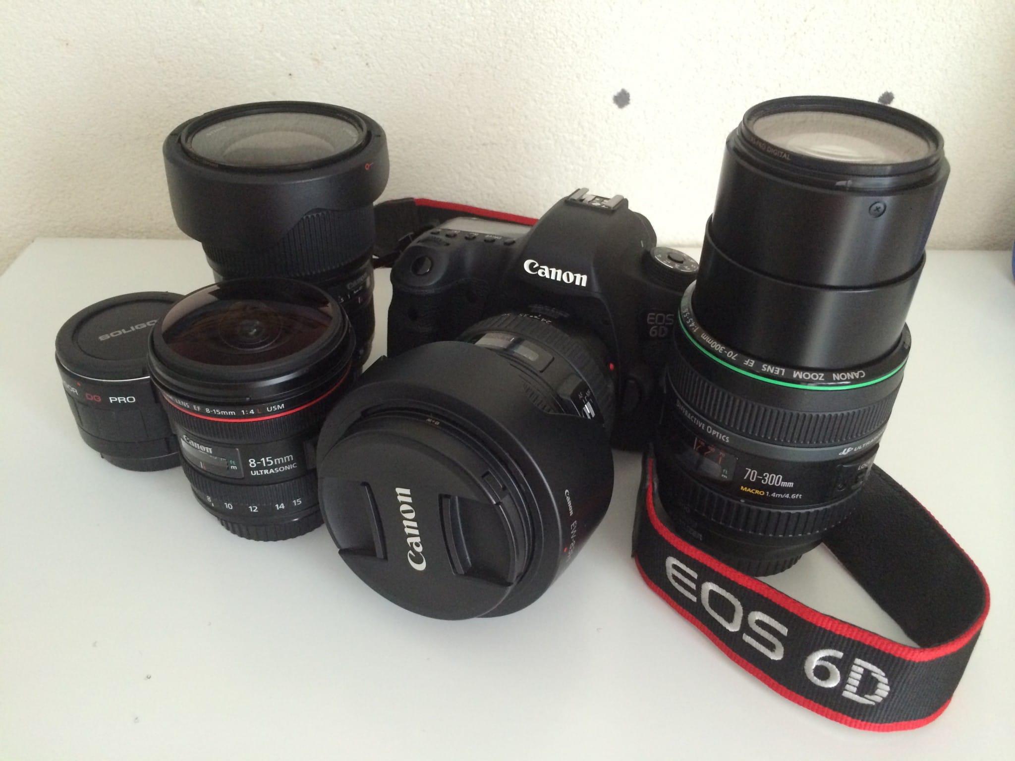 Camera Gear Chris Travel Blog