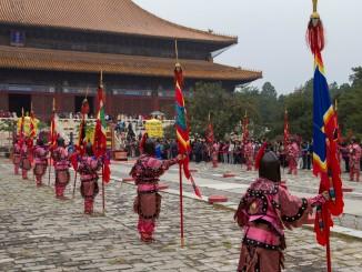 China - Beijing - Ming Tombs