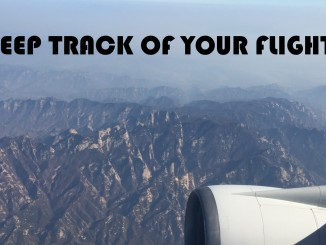Flight Diary