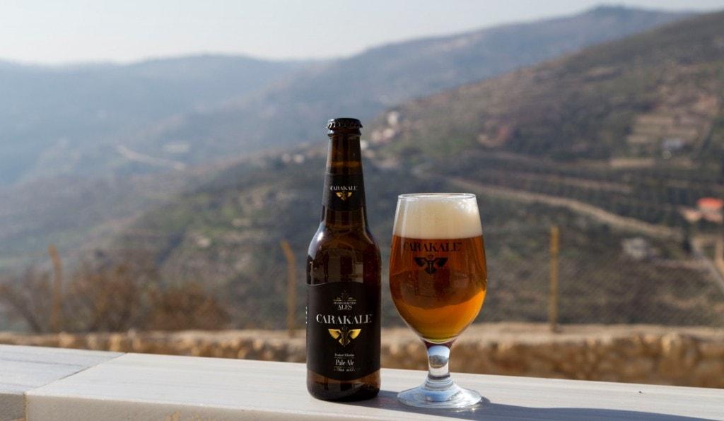 Carakale Brewery Jordan - Fuhay Valley View