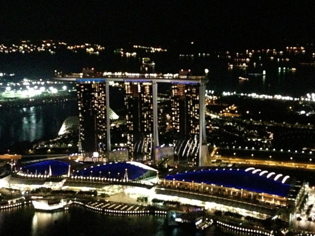 Singapore Nightlife Rooftop Bars