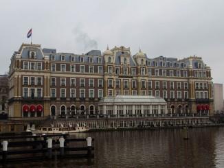 Amstel Hotel (Intercontinental) Amsterdam, Netherlands