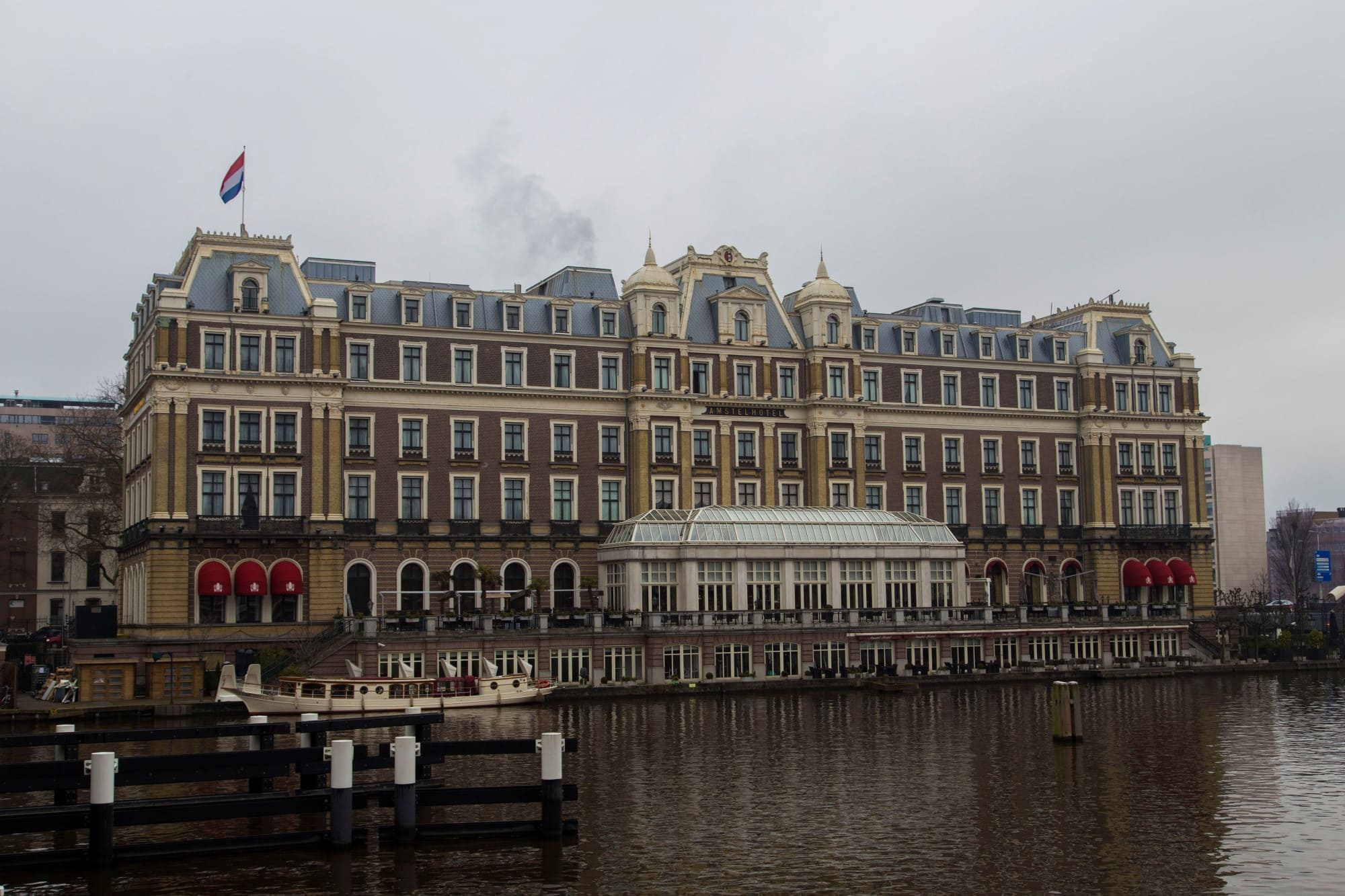 Amstel Hotel (Intercontinental) Amsterdam, Netherlands