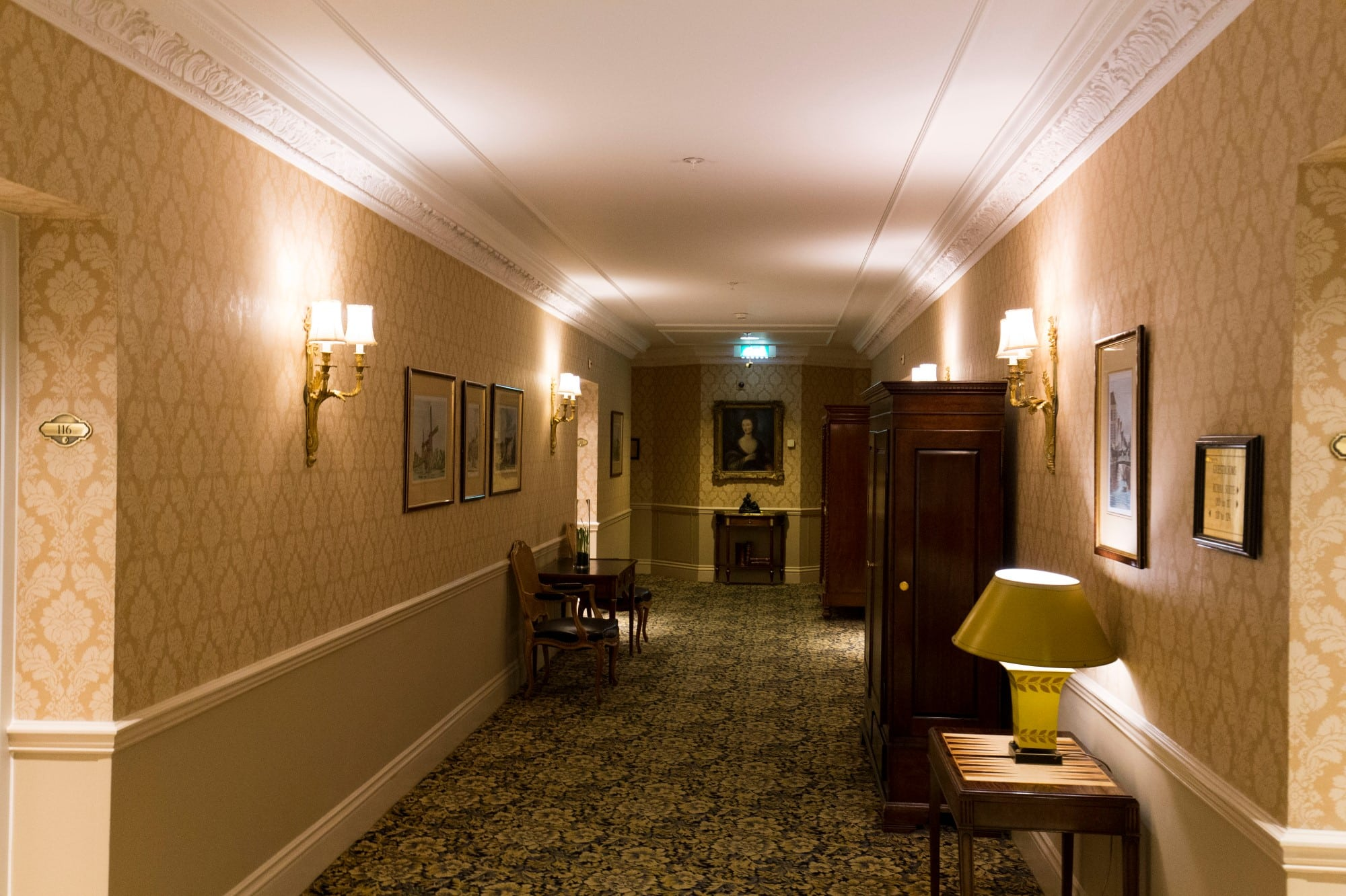 Amstel hotel intercontinental amsterdam netherlands - Amstel hotel amsterdam ...