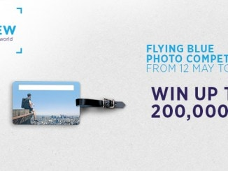Win 200.000 Flying Blue miles with KLM & AIR FRANCE - participate now!