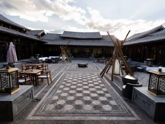 Hotel - Intercontinental Lijiang Ancient Town Resort (IHG)