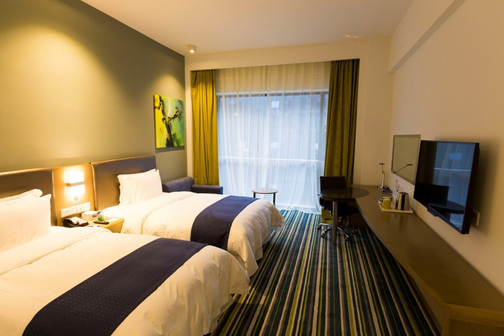 Hotel Review - Holiday Inn Express Dujiangyan