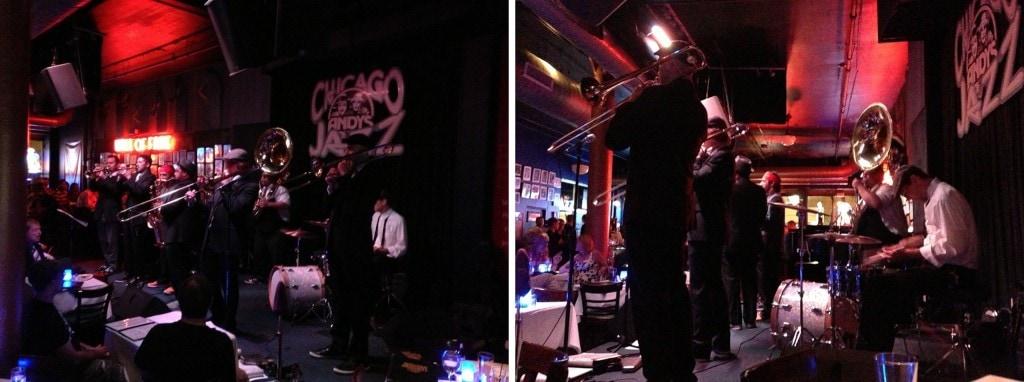 USA - Chicago Nightclubs - Andy's Jazz Club