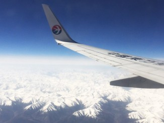 Cheap Business Class Flights - Example Itinerary