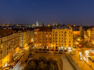 CZECH – Intercontinental Prague, a central located luxury hotel
