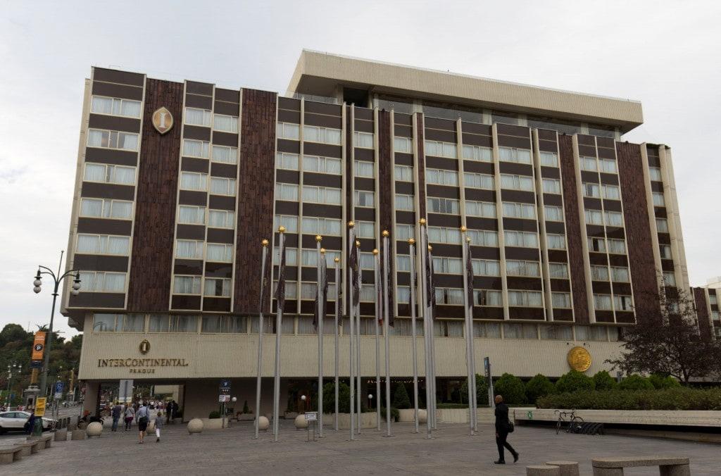 Czech Hotel Intercontinental Prague Review