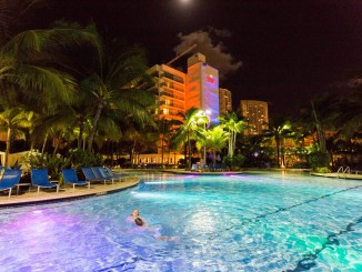 USA - Flordia - Crowne Plaza Hollywood Beach Hotel Review